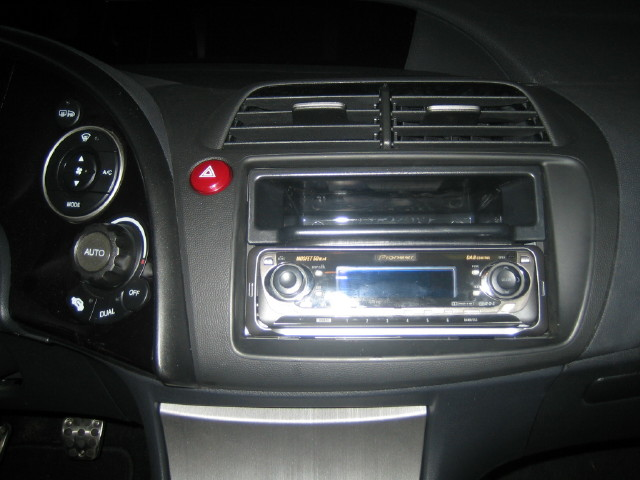 Autoradio Civic Honda Forum Marques